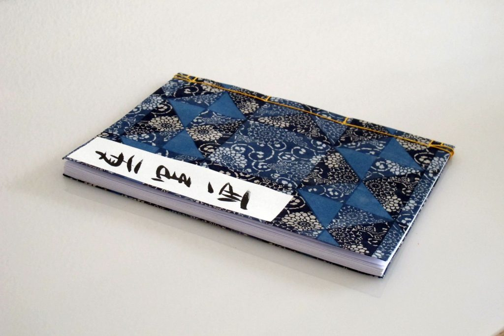 Libro tradicional japonés Kangxi